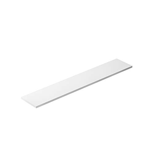 Prep Refrigerator Cutting Board Replacement 48 x 8-7/8 x 3/4 Inch - Fits True, Delfield. NSF HDPE