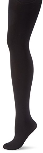 (Wolford Velvet De Luxe 66 Tights-Black-Small)