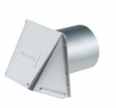 DAHC6 Aluminum Vent Hood with 3