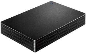 アイ・オー・データ機器 USB3.1 Gen1/2.0対応ポータブルハードディスク「カクうす Lite」 ブラック5TB HDPH-UT5DKRds-2150549ata