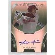 Andrew Knapp #56/125 (Baseball Card) 2013 Bowman Sterling - Prospect Autographs - Green Refractors #BSAP-AK