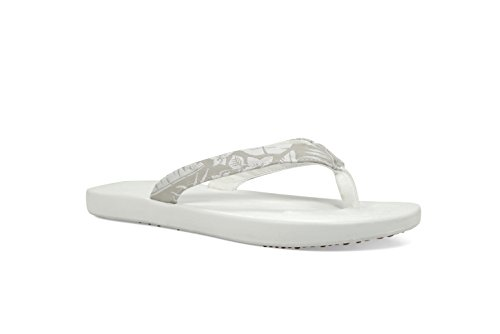 SoftScience The Waterfall Palm Comfort Casual Female Shoes Light Gray liGzfVcv
