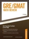 GRE/GMAT Math Review, David Frieder and Peterson's Editors, 0768918316