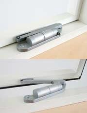 Window Opener Kit for sills 2'' or greater withSafety Switch Operation