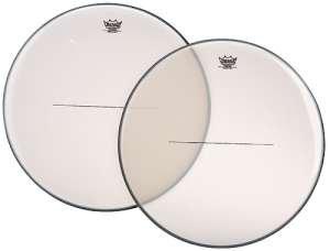 Remo RC-Series Renaissance Clear Aluminum Insert Timpani Drumhead, 25