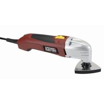 Chicago Electric Power Tools Oscillating Multifunction Power Tool (Best Oscillating Multifunction Tool)