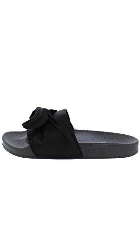 Moda Satin Heels - 4