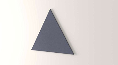 Obex 48-TB-T-TW 48'' Obex Triangle Tackboard, Twilight, 48'' by OBEX