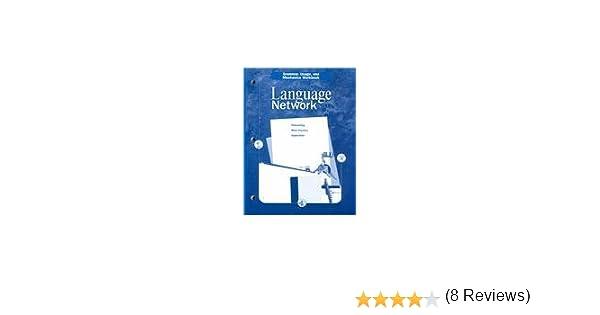 Language Network: Grammar, Usage, and Mechanics Workbook Grade 10 ...