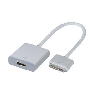 iphone to hdmi adapter. hdmi adapter for apple ipad 1 \u0026 2, iphone 4 ipod touch - iphone to hdmi d