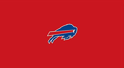 Imperial Officially Licensed NFL Merchandise: 8-Foot Billiard/Pool Table Cloth, Buffalo Bills