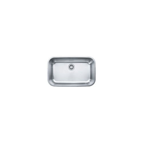 Franke OXX110 Oceania Single Bowl Undermount Kitchen Sink by Franke by Franke