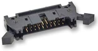 3000 Series 3M3M N3372-6303RB-Pin Header Wire-to-Board 2.54 mm Through Hole 60 Contacts Pack of 5 2 Rows
