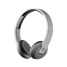 Skullcandy Uproar Wireless On-Ear Headphone - White/Grey (Skullcandy Ear Headphones On)