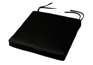 Bon Chair Pad With Ties |16u0026quot; X 16u0026quot; X 2u0026quot; | Cushion Source