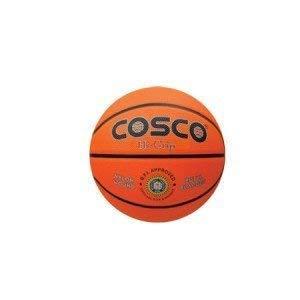 Cosco Hi Grip Basket Balls, Size 5  Orange