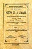 Download Facsímil: Historia de la geografía y de los descubrimientos geográficos. Tomo I. pdf epub