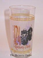 Kentucky Derby Official 124th Julep Derby Glass 1998 -- Churchill Downs