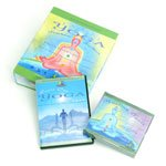 Yoga Teachers' Toolbox Deluxe with Level One Yoga Class DVD & Healing Tools Audio CD (For Integrating Mind, Body & Spirit)