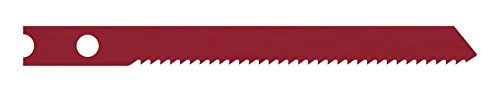 Century Drill and Tool 6418 High Speed Steel Jig Saw Blade, 18T