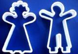 1 X NEW GingerBread Man Doll Girl Boy Groom Bride Man Woman Sugar COOKIE BISCUIT CUTTER