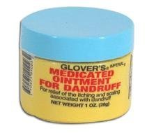 Glovers Medicated Ointment for Dandruff 1 oz by Glover's