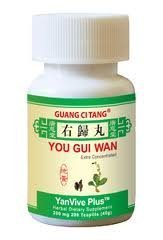 Guang Ci Tang - You Gui Pian - YanVive Plus - 200 Tablets