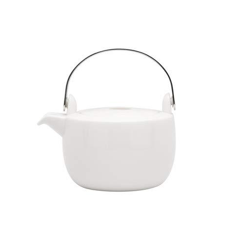 OKSLO Everytime white 1-qt. teapot server ()