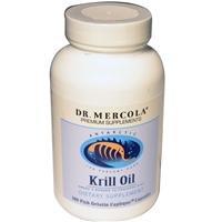 Mercola, Huile de Krill - 180 Capsules