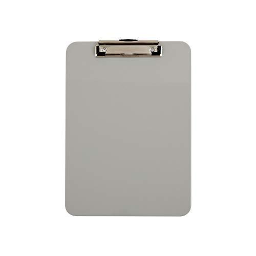 tic Clipboard Letter Silver 12.5