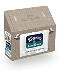 - Kleenex Hand Towels - White, 60ct (Pack of 2)