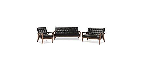 Black Living Room Sets