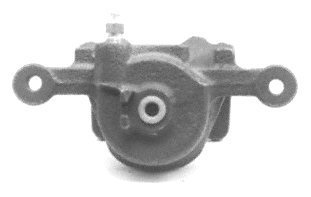 Cardone 19-2004 Remanufactured Import Friction Ready (Unloaded) Brake Caliper