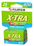 Fujifilm 400 Speed 35mm Color Print Film (24 Exposures)