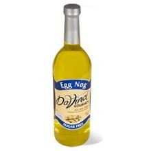 DaVinci Sugar Free Egg Nog Syrup, 750 Milliliter -- 12 per case. by Kerry Food and Beverage