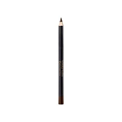 Max Factor Kohl Eye Liner Pencil Brown 30 (Pack of 6) - マックスファクターのコールズアイライナーペンシルブラウン30 x6 [並行輸入品] B07255JDX8
