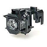 V13H010L36 Replacement Lamp with Housing for Epson Projectors Electrified ELPLP36
