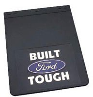 ": Built Ford Tough Mud Guard  24"" - Set of 2"