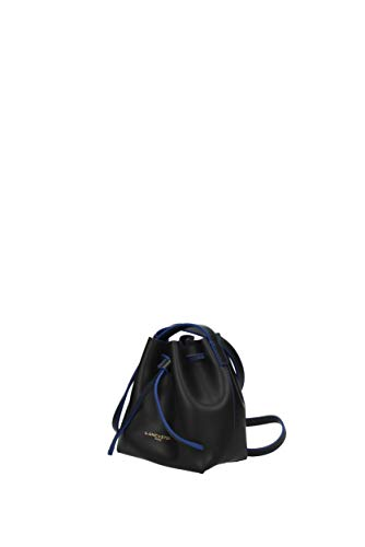 42327 bandoulière Lancaster Femme Sacs Cuir Noir IwnPxPq5fS
