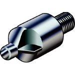 サンドビック コロドリル452 PCD面取り穴ドリル CD10 452.C1-0414-130T-C (561-6107) 《超硬ドリル》  B01LL6U7X6
