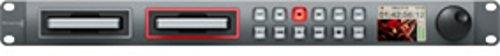 BlackMagic Design HyperDeck Studio SSD Deck, Up to 1080i60 / 1080p30 Resolutions by Blackmagic Design