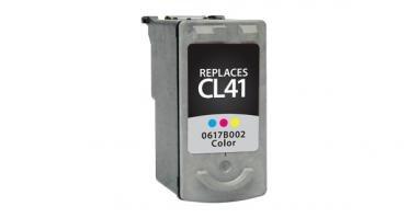 Canon 0617b002 Cl 41 Color (Canon CL-41 Ink Color, 0617B002 (CL-41) - Reman)