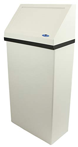 Frost 303 NL Waste Receptacle, White
