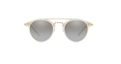 Oliver Peoples - Remick - 5349S 50 16066V - Sunglasses (ECRU, Grey Gradient ()