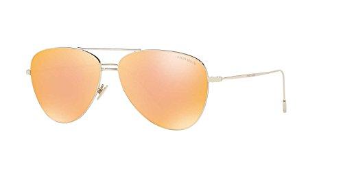 Giorgio Armani Sunglasses Gold/Gold Metal - Non-Polarized - - Gold Armani Sunglasses Giorgio