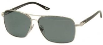 8a2c7149c6e58 Image Unavailable. Image not available for. Color  PERSOL PO2394S 518 4N  SILVER CRYSTAL BLUE PHOTO POLAR 6013