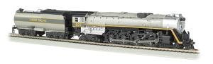 4 Steam Locomotives 4 8 - Bachmann Industries Union Pacific 4-8-4 Locomotive & Tender with Operating Headlight