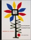 Contemporary Marketing, Boone, Louis E. and Kurtz, David L., 0030314038
