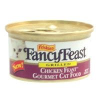Fancy Feast Grilled Chicken Feast (24/3-oz cans), My Pet Supplies