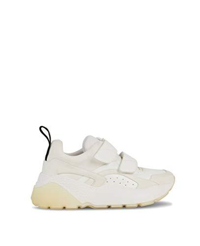 Bianco Mccartney 501776w1fa49042 Donna Poliestere Sneakers Stella CXwgqvC